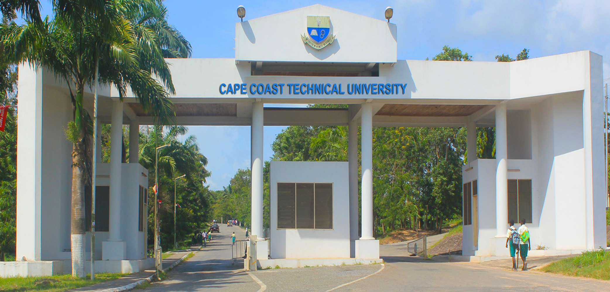 cape coast polytechnic Cape coast polytechnic  cape coast polytechnic was established in 1984 as a second cycle institution in 1986, it operated under the administration of ghana education service to offer intermediate courses leading to the award of non-tertiary certificates.
